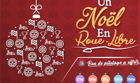 La période des fêtes arrivent à grands pas !  Passez un Noël en roue l…